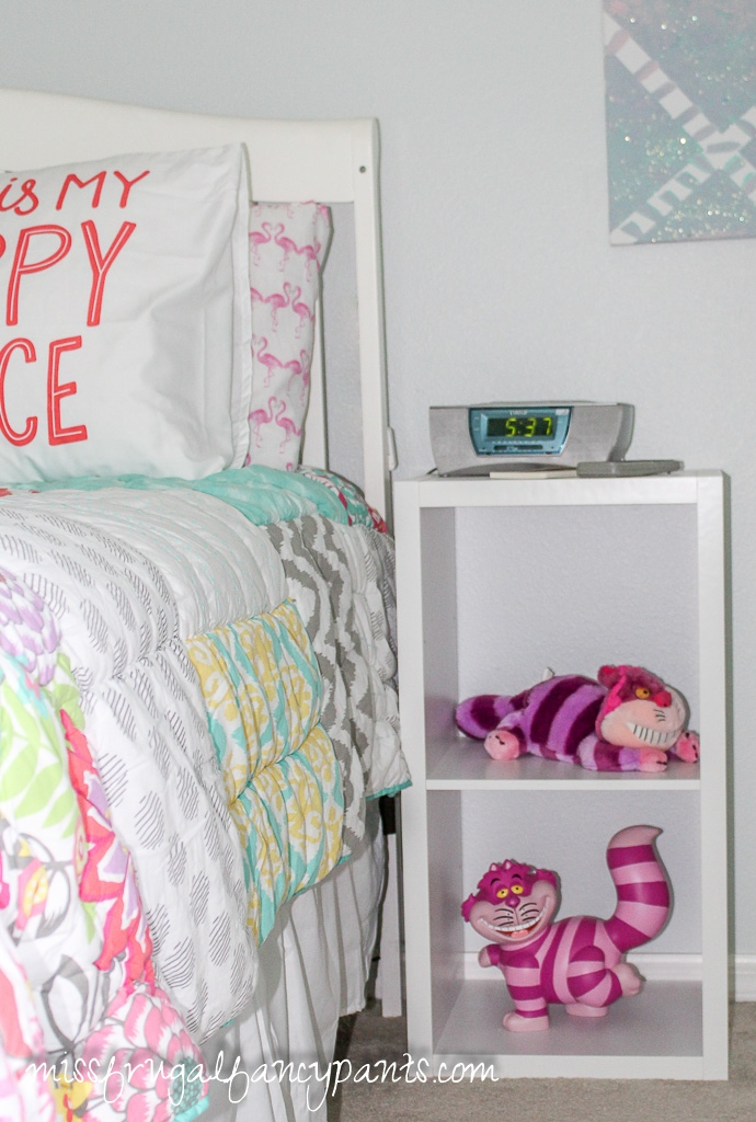 Tween Room Makeover | Missfrugalfancypants.com