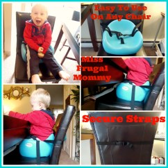 Keekaroo High Chair Shower With Arms Cpt Code Café Booster Seat Review (2013 Holiday Gift Guide) – Miss Frugal Mommy