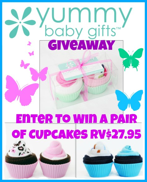 Yummy Baby Gifts Giveaway