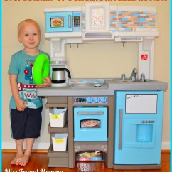 Step2 Lifestyle Custom Kitchen Ii Restaurant Supplies Dishin Up Delights Review  Miss Frugal Mommy