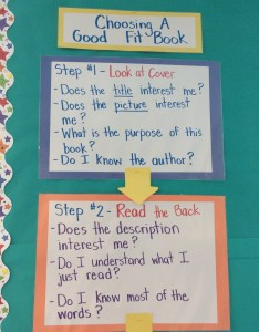 Anchor charts we made good fit books also language class rh missgrubb weebly