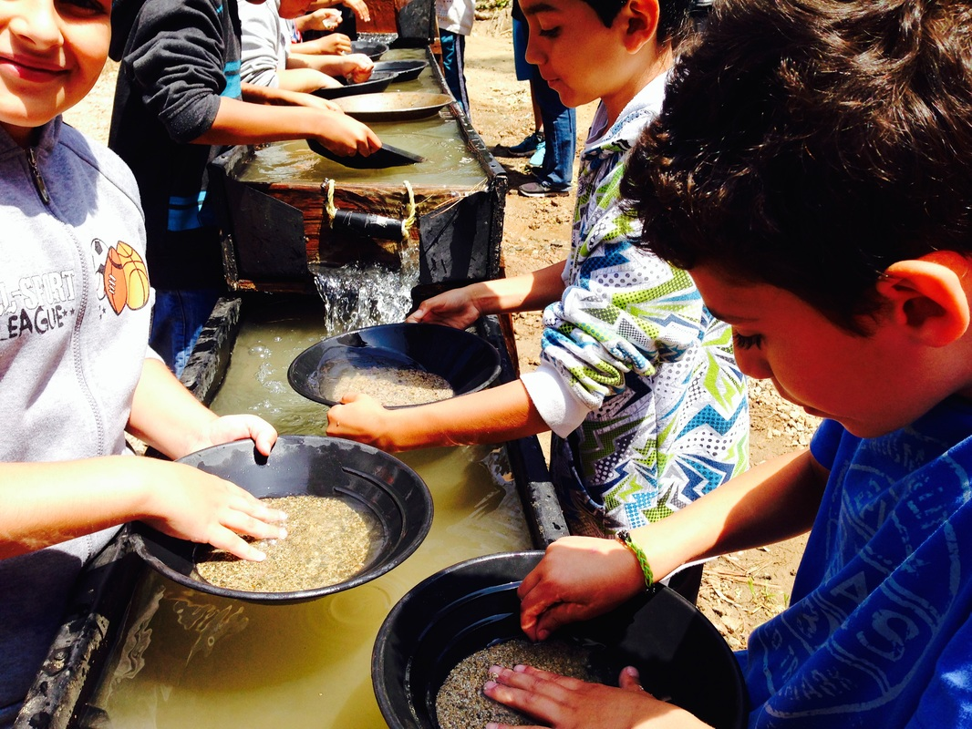 Jurupa Valley Cultural Center Gold Panning