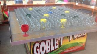 Goblet Toss
