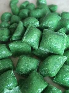 Bonbons Waldmeister selbermachen