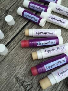 Lippenpflege Rosenholz