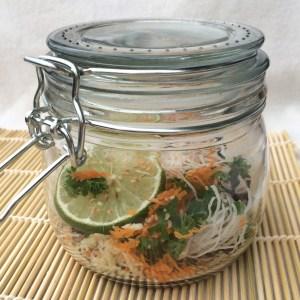 Suppe im Glas DIY Rezept lecker