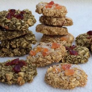 Gesunde Kekse selbst gemacht