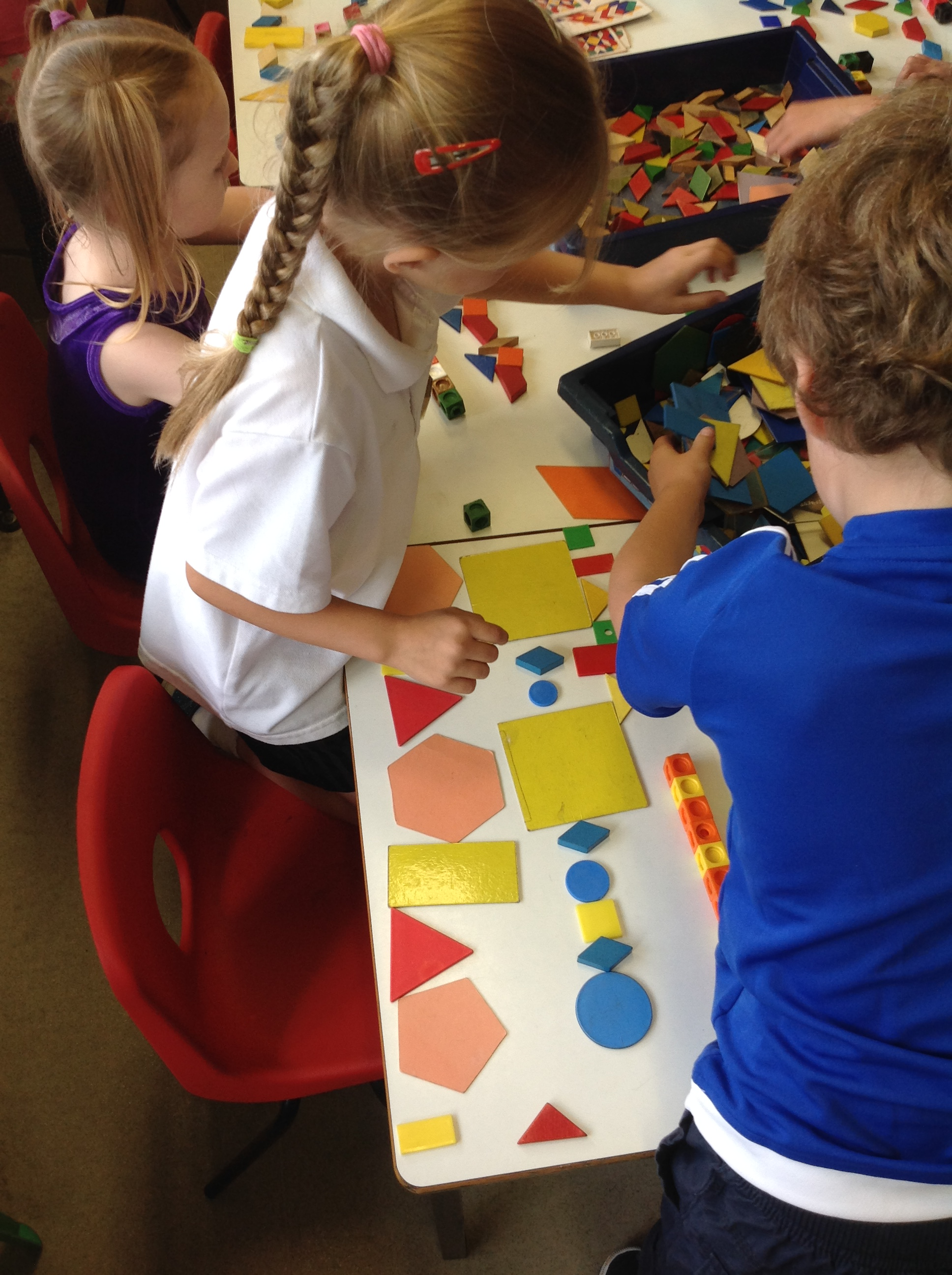 Repeating Patterns Year 1 At South Brent Primary School