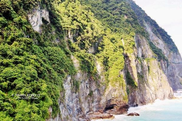 花蓮秀林景點   匯德隧道 人與大海的最佳合影區 超震撼清水斷崖 蘇花公路必停美景