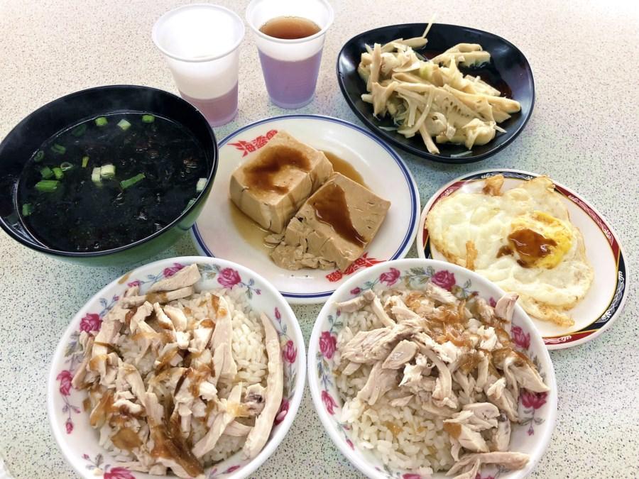 臺中南屯美食 大新嘉義火雞肉飯 魯肉飯 便當 大墩十二街臺灣小吃 免費紅茶無限暢飲 - 瓦妮又在吃