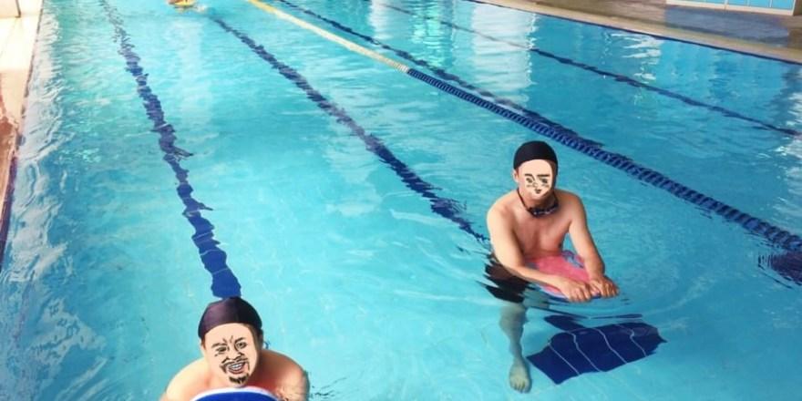 桃園楊梅住宿 東森山林渡假酒店 泡湯 游泳池 SPA 健身房 餐廳 生態步道 親子同遊 老少咸宜