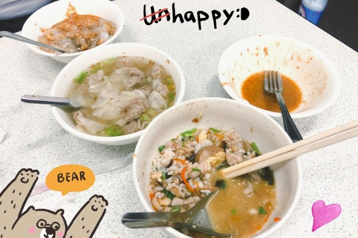 台中豐原美食 豐榮肉丸 老字號古早味 在地必吃小吃 扁食好好吃!廟東夜市附近 有三間分店都在豐原區