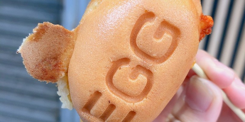台中北區美食【八千雞蛋糕】一中街商圈下午茶!牽絲起司條口味好好吃啊!