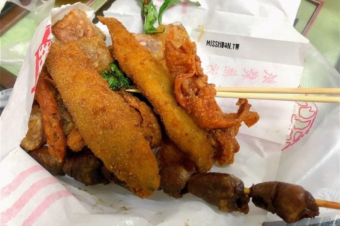 台中太平美食【老船長特製燒烤/中山店】在地好好吃香雞排/鹽酥雞攤,凌晨宵夜場也吃的到喔!