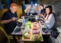 台中西區美食【KIM DADDY 韓國烤肉 精明商圈店】韓國老闆帶來的正宗韓味!雙人/三人大套餐!