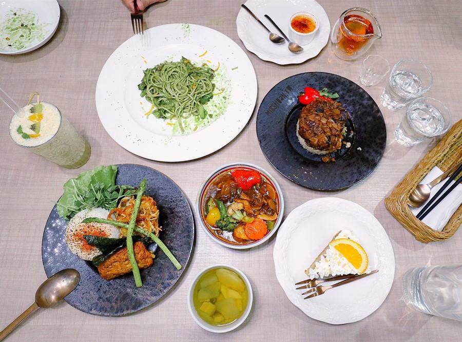 捷運民權西路站美食【貝多蕾納】全植手作餐點!100%純素餐廳!創意素食料理超好吃!