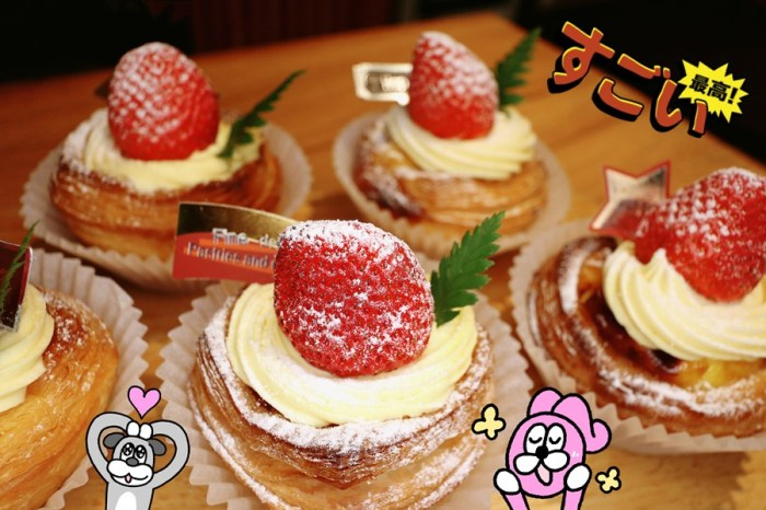 台中北區美食【日芙洋菓子/中友店】聖誕節草莓新品限定款上市!