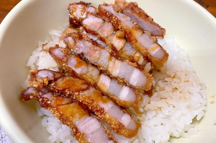 台中太平美食【安平排骨酥麵】燒肉飯比麵還紅!人家可不在台南!凌晨宵夜場也吃的到!