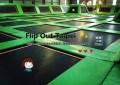 已搬遷【Flip Out Taipei 彈翻床】台灣第一個彈翻床複合式運動場!跳跳床樂園就在這裡啦!
