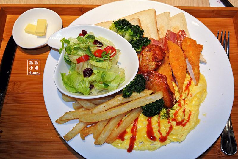 捷運忠孝敦化站美食 | 恰恰瑪路 Cha Cha Maru 下午茶 早午餐 - 瓦妮又在吃