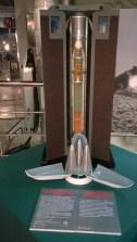МБР УР-100 шахтного базирования и головная часть МБР УР-100К