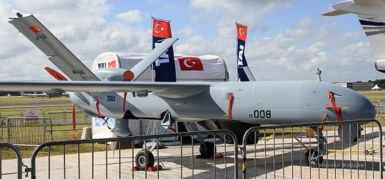 БЛА Anka фирмы TAI (Турция)