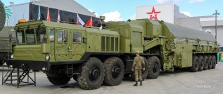 Транспортно-перегрузочная машина 3Ф-30-9