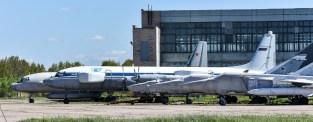 """Ил-22ПП """"Порубщик"""" RA-75903 (первый из переоборудованных)"""