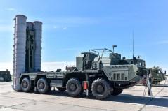 ПУ 5П85СМ из ЗРС С-400
