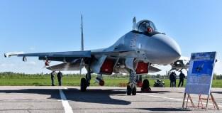 """Су-35С """"58"""""""