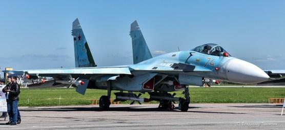 """Су-27СМ """"74"""""""