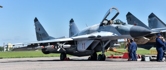 """МиГ-29СМТ """"11"""""""