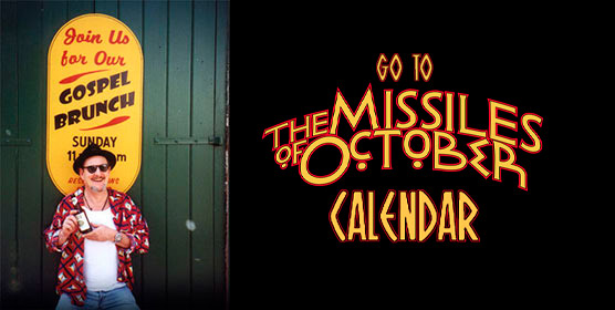 Visit the Missiles of October Calendar