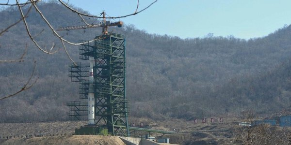 DPRK Dismantles Part of Rocket Test Site