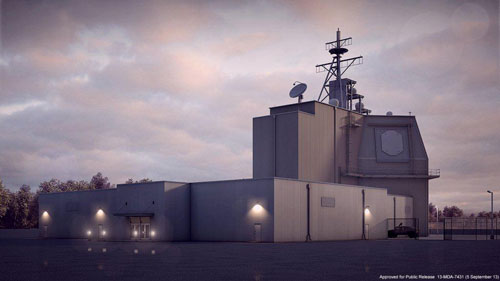 Japanese Officials Consider Aegis Ashore Purchase