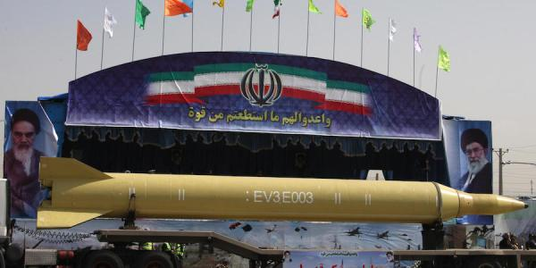 Iran Displays Missiles Over Anniversary of Islamic Revolution