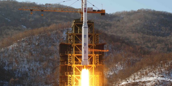 North Korea Plans Unha-4 Rocket Launch