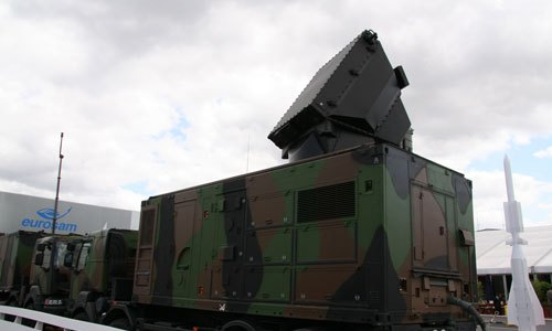 Turkey Signs Agreement with Eurosam for SAMP/T
