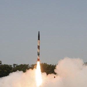 India Test Fires Agni-1 Missile