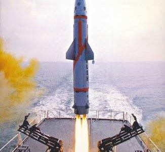India Test Fires Dhanush Ballistic Missile