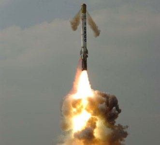 India Tests Multiple Missiles
