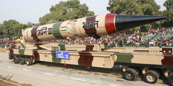 India Agni-3 Missile Test Fails