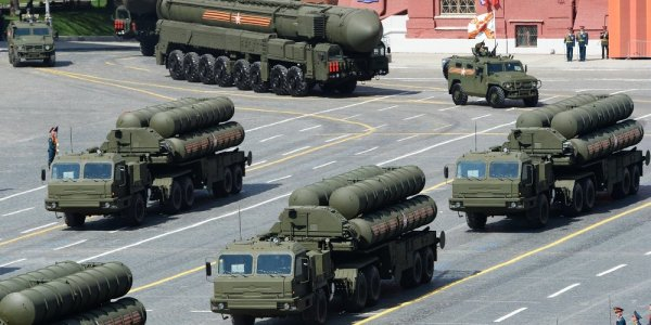 Russia Sends Replacement S-400 Missiles to China