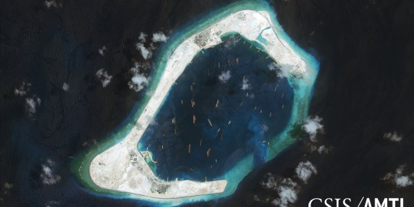 China Installs Missile Systems in Spratly Islands