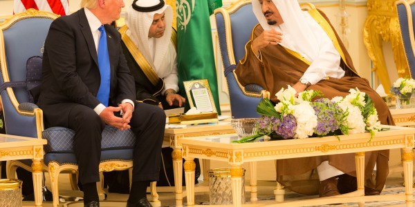 US-Saudi Arms Proposal Includes Seven THAAD Batteries