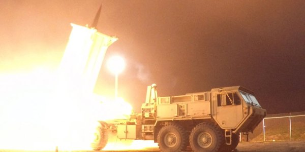 US Conducts Successful THAAD Test