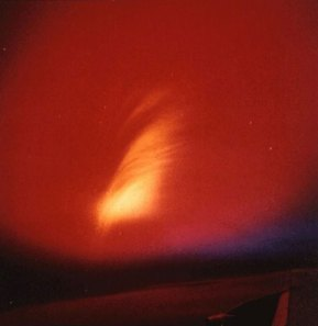 Starfish Prime High Atmospheric Nuclear Test, 1962