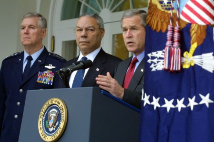 George W. Bush ABM Withdrawal Announcement, December 13, 2001
