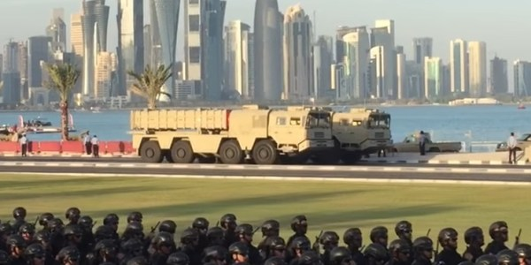Qatar Unveils SY-400 in Military Parade