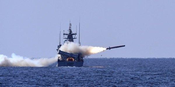 Pakistan Tests Harbah Cruise Missile
